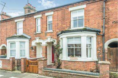 2 Bedrooms Terraced House for sale in St Pauls Road, Queens Park, Bedford, Bedfordshire