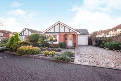 2 Bedrooms Bungalow for sale in Elming Down Close, Bradley Stoke, Bristol, Gloucestershire
