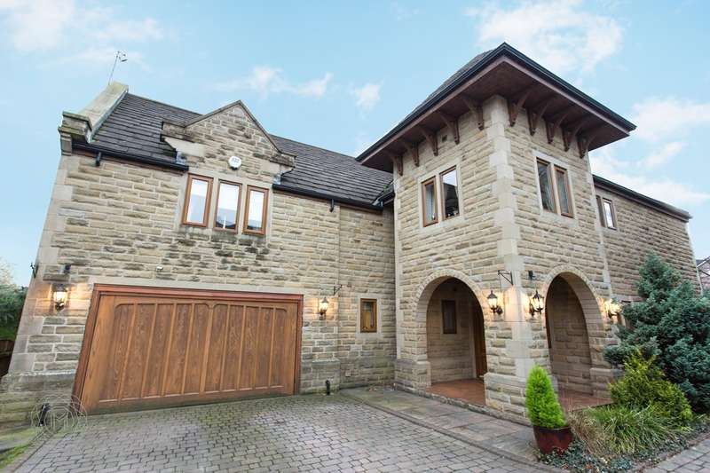 6 Bedrooms Detached House for sale in Royal Gardens, Ramsbottom, Bury, BL0