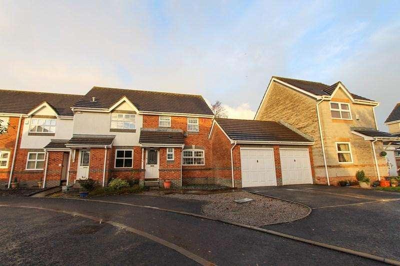 3 Bedrooms End Of Terrace House for sale in Hale Close, Hanham, Bristol