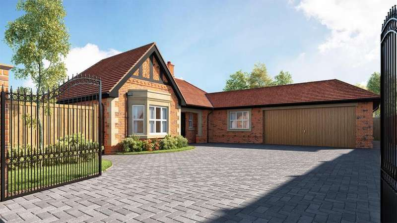 3 Bedrooms Detached Bungalow for sale in Lime Avenue, Duffield, Belper