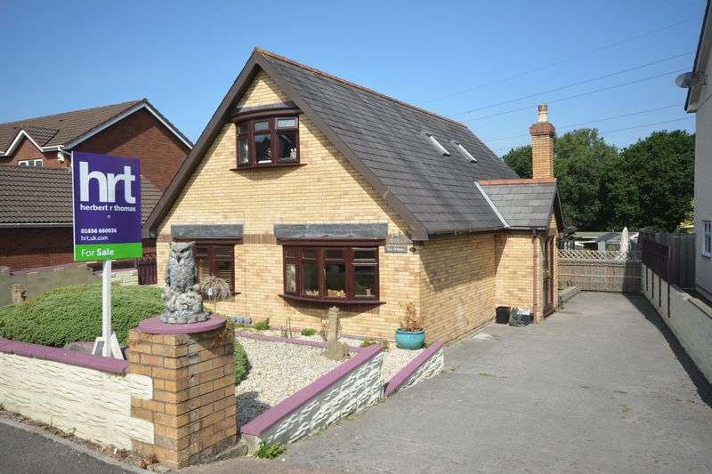 4 Bedrooms Property for sale in The Willows, 15 Swn Yr Afon, Kenfig Hill, Bridgend