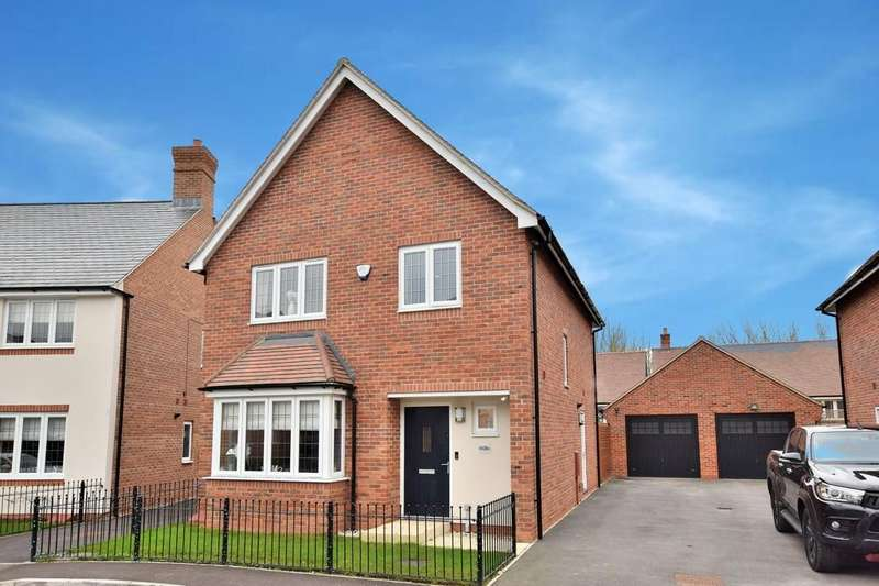 3 Bedrooms Detached House for sale in Terlings Avenue, Gilston