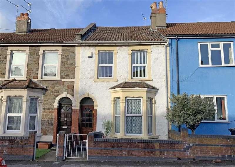 3 Bedrooms Terraced House for sale in Battersea Road, Easton, Bristol