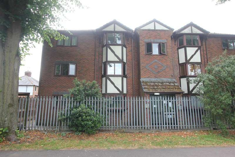1 Bedroom Flat for sale in Granville Gardens, Hinckley