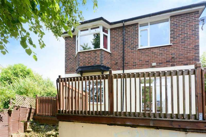 4 Bedrooms Detached House for sale in Armthorpe Road, Nether Green, Sheffield