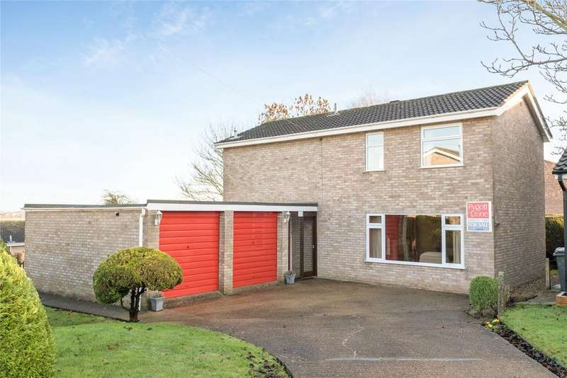 4 Bedrooms Detached House for sale in Chester Close, Washingborough, LN4