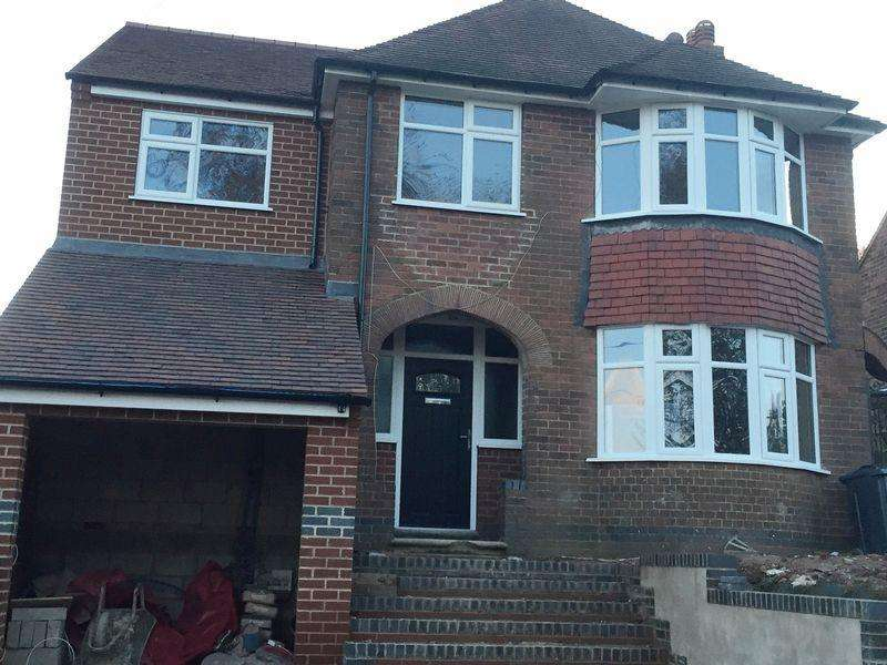 4 Bedrooms Detached House for sale in Marsh Lane, Belper