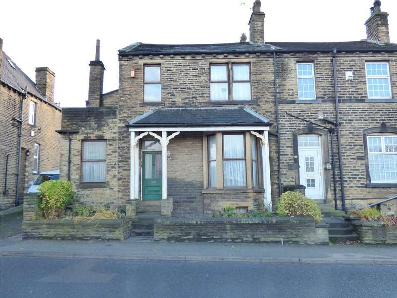 4 Bedrooms Semi Detached House for sale in Leeds Road, Thackley, Bradford, BD10