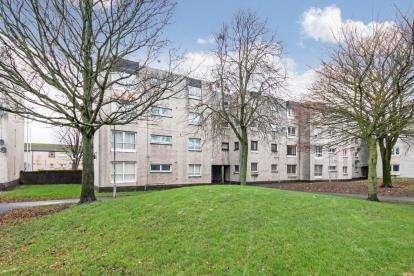 1 Bedroom Flat for sale in Princes Court, Ayr
