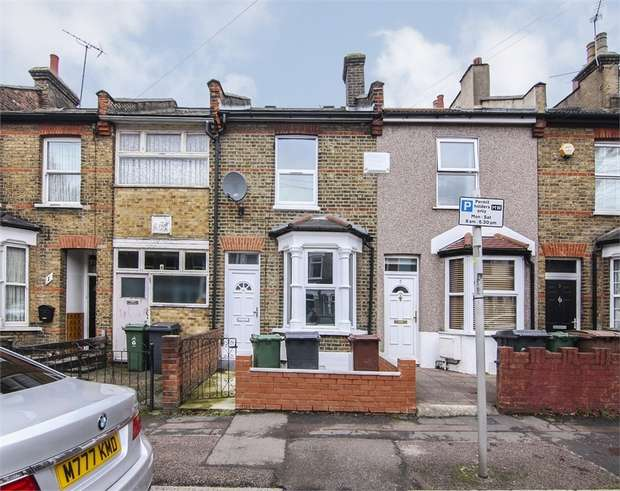 2 Bedrooms Terraced House for sale in Mansfield Road, Walthamstow, London
