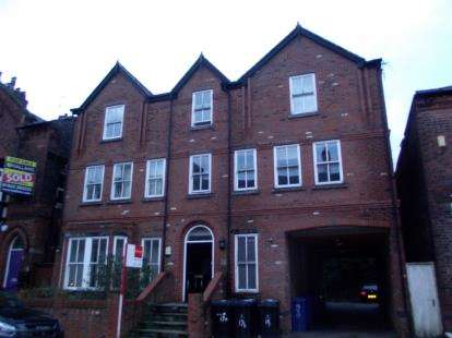 3 Bedrooms Flat for sale in Museum Street, Warrington, Cheshire