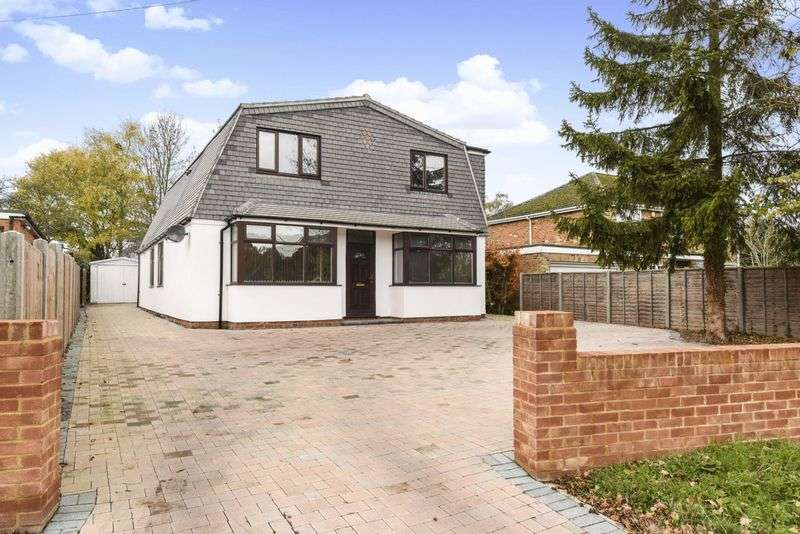 4 Bedrooms Property for sale in Jigs Lane North, Bracknell