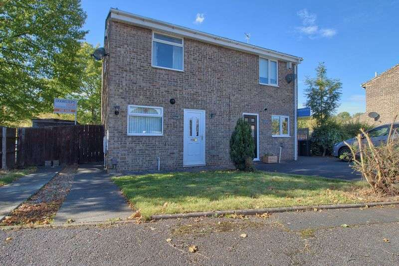 2 Bedrooms Property for sale in Hollowfield, Coulby Newham, Middlesbrough