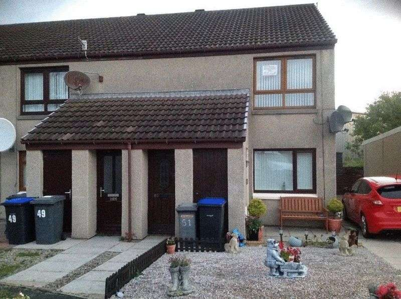 1 Bedroom Property for sale in Prunier Place, Peterhead