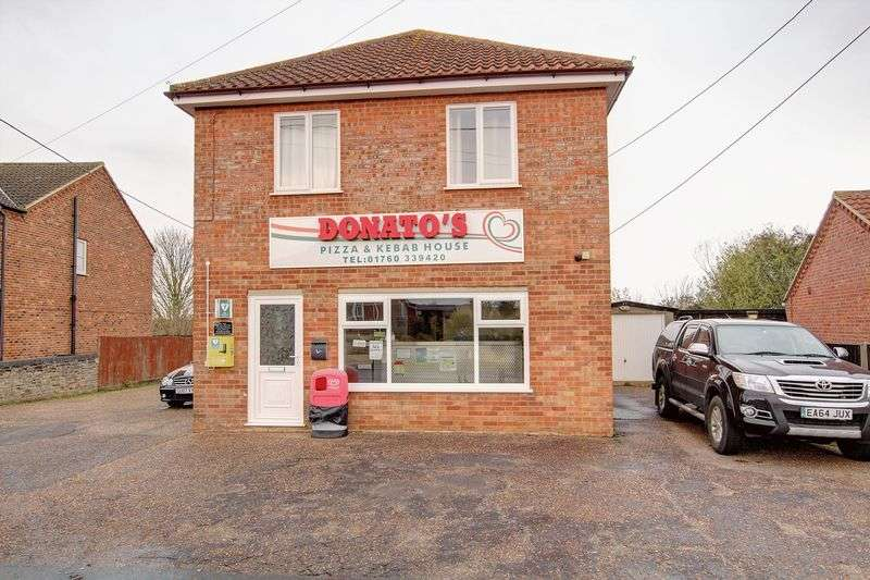 2 Bedrooms Property for sale in The Street, Marham