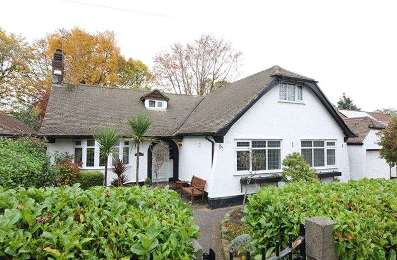 3 Bedrooms Property for sale in Bower Road, Woolton, Liverpool, L25
