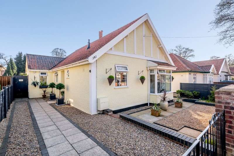 3 Bedrooms Bungalow for sale in Bowthorpe Road, Norwich, Norfolk, NR5 8AG