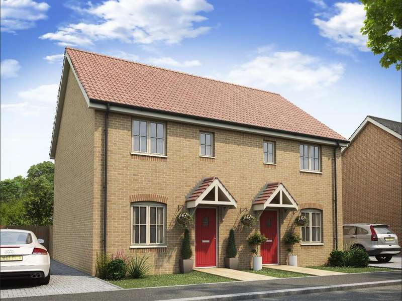 3 Bedrooms Semi Detached House for sale in Low Lane, Holbeach, Spalding