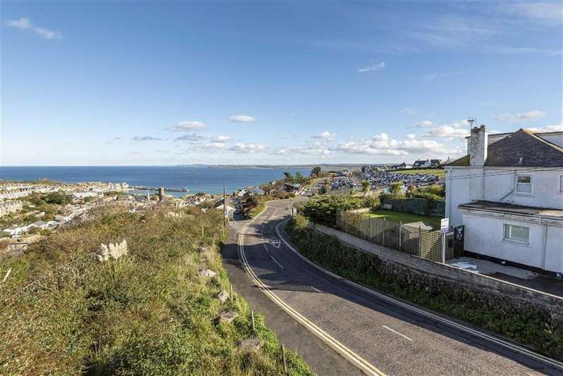 5 Bedrooms Semi Detached House for sale in Trenwith Burrows, St Ives, Cornwall, TR26