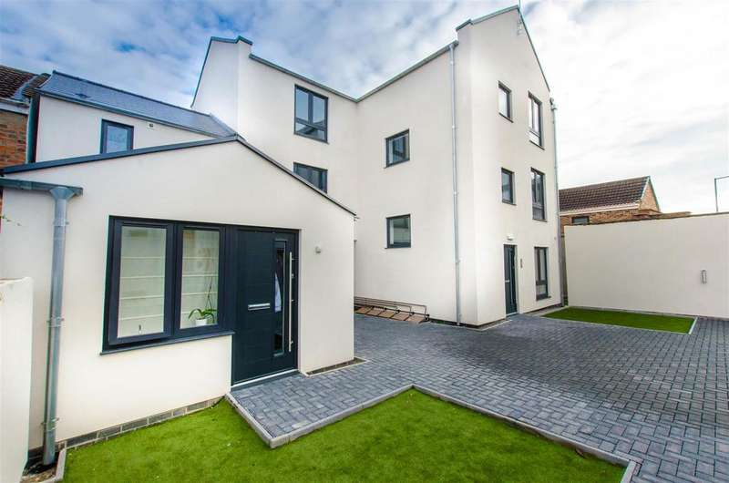 2 Bedrooms House for sale in Threadneedle Street, Boston