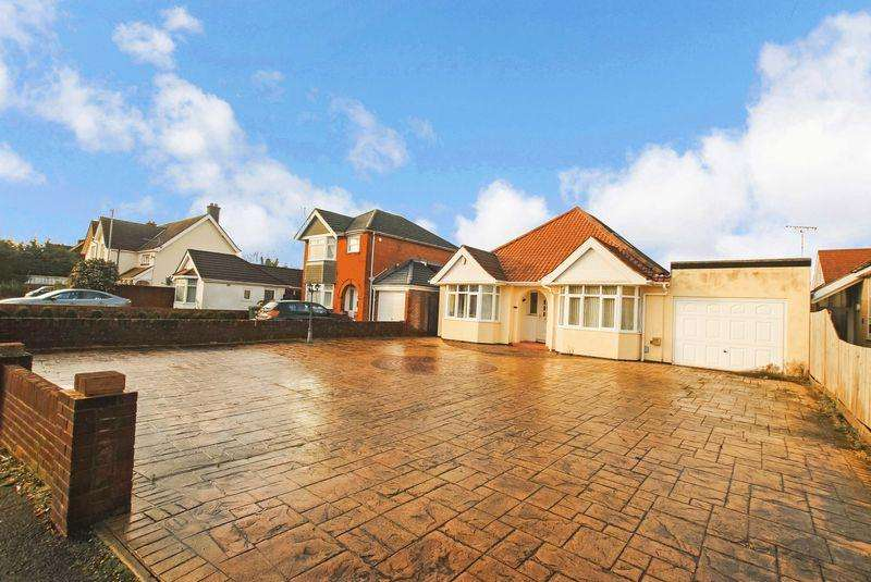 2 Bedrooms Detached Bungalow for sale in North East Road, Sholing