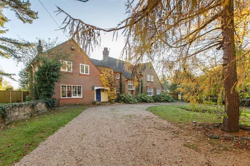 5 Bedrooms Detached House for sale in High Mill Hill, Ludham