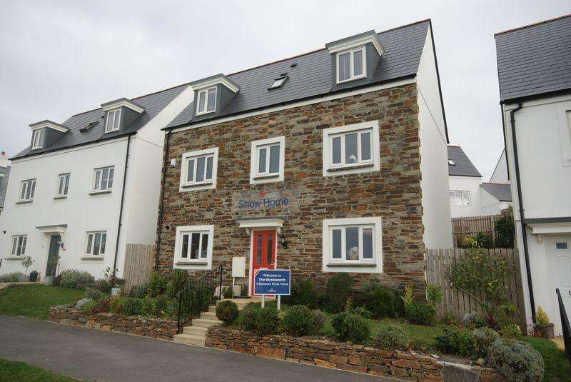 4 Bedrooms Detached House for sale in The Wordsworth, Bodmin