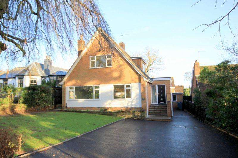 4 Bedrooms Detached House for sale in High Park, Stafford