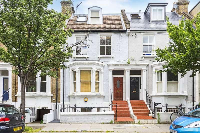2 Bedrooms Flat for sale in Archel Road, London, W14