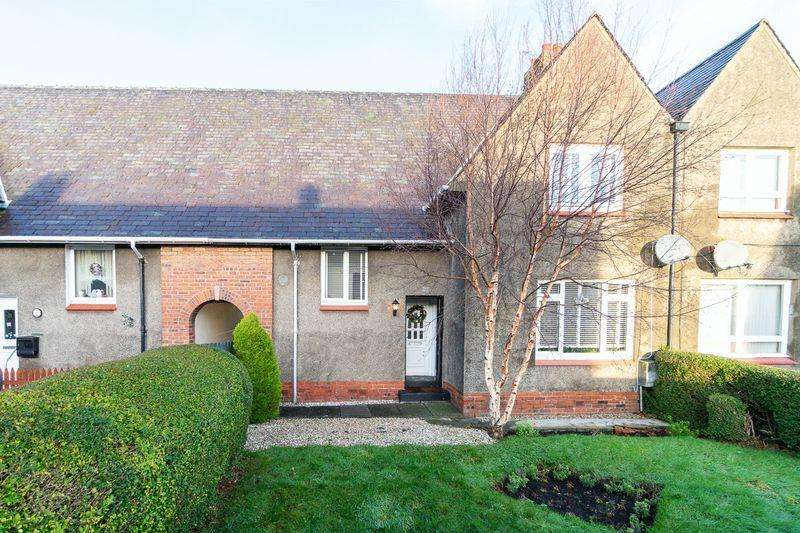 4 Bedrooms Terraced House for sale in 25 Belmont Crescent, Ayr, KA7 2NS