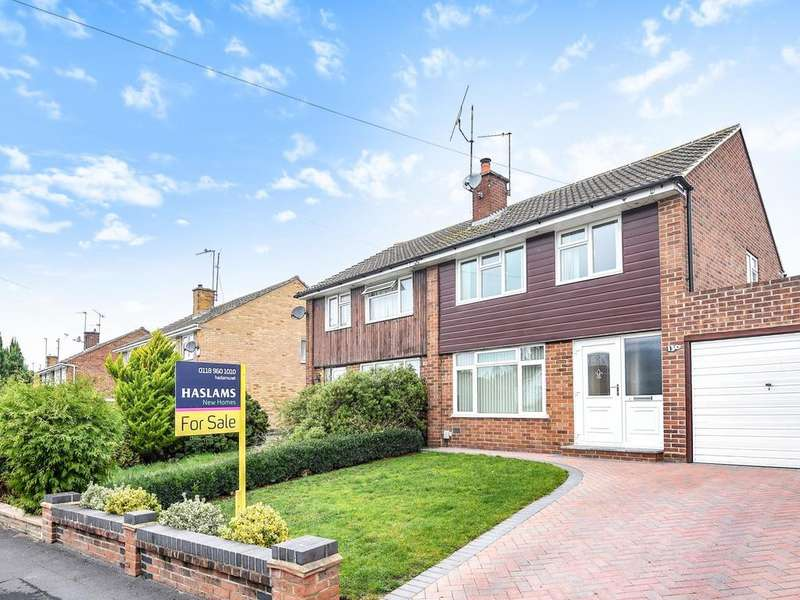 3 Bedrooms Semi Detached House for sale in St. Saviours Road, Reading, RG1