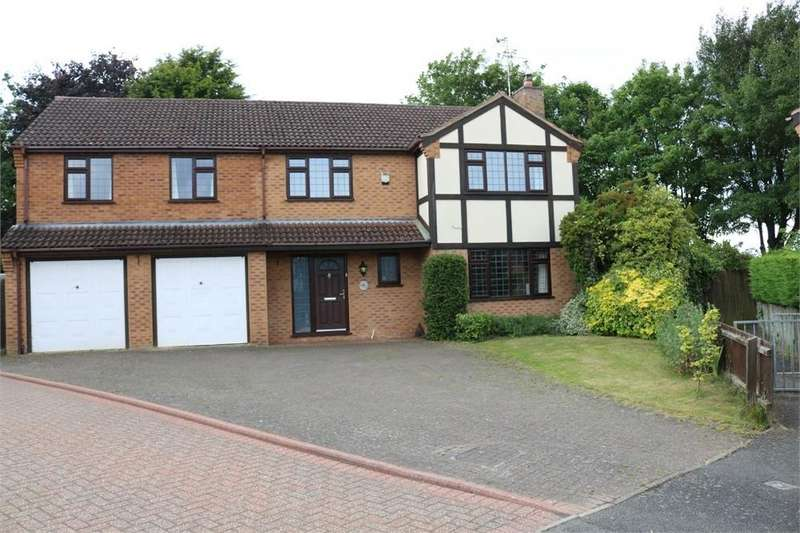 6 Bedrooms Detached House for sale in 4 Park View, Thurlby, BOURNE, Lincolnshire