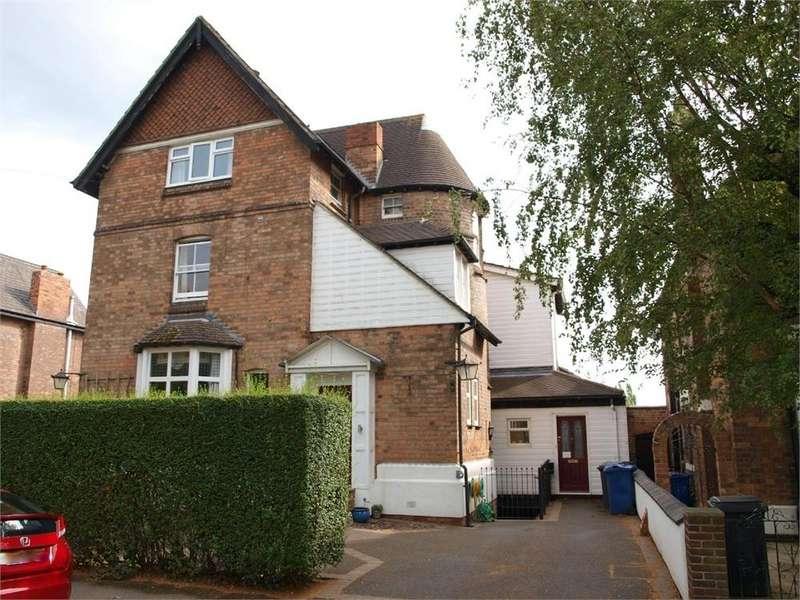 5 Bedrooms Detached House for sale in 143 Alexandra Road, Burton-on-Trent, DE15 0JE, Staffordshire