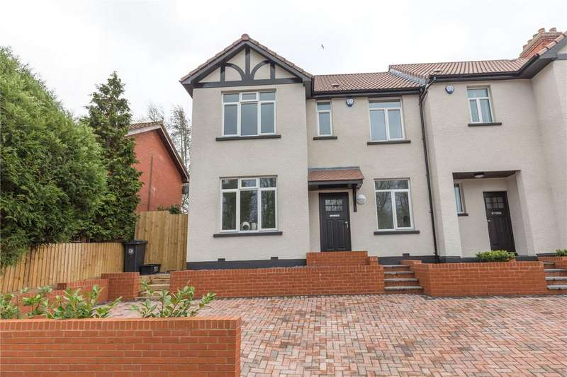 4 Bedrooms End Of Terrace House for sale in Dingle Road, Bristol, BS9