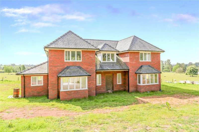 4 Bedrooms Detached House for sale in Litmarsh, Marden, Hereford, Herefordshire