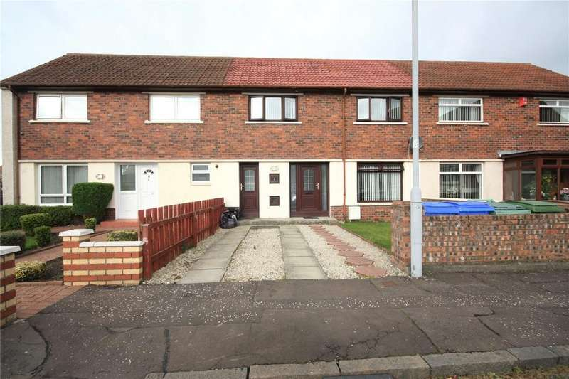 3 Bedrooms House for sale in 179 Gould Street, Ayr, South Ayrshire, KA8