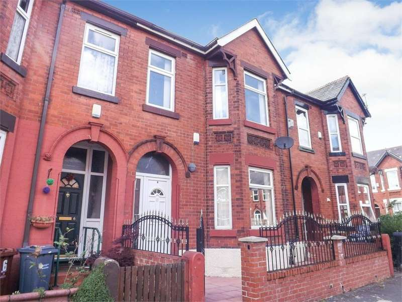 6 Bedrooms Terraced House for sale in Harley avenue