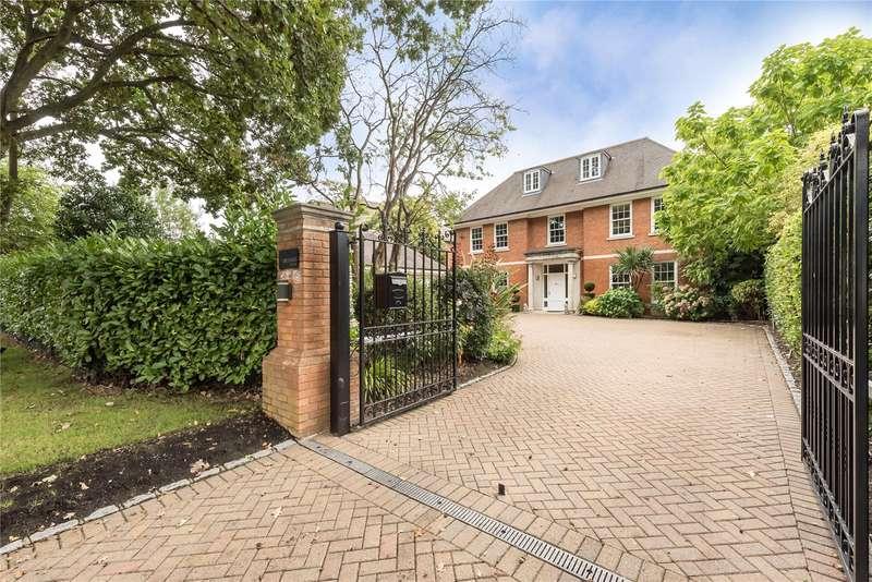 6 Bedrooms Detached House for sale in West End Lane, Stoke Poges, Buckinghamshire, SL2