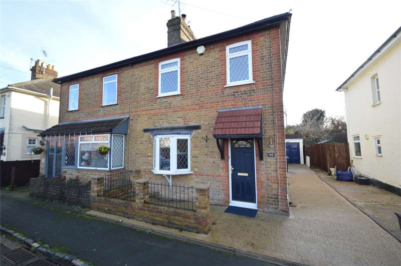 3 Bedrooms Semi Detached House for sale in Fairview Road, Taplow, Maidenhead, SL6