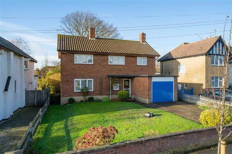 3 Bedrooms Detached House for sale in Hazelwood Drive, St Albans, Hertfordshire