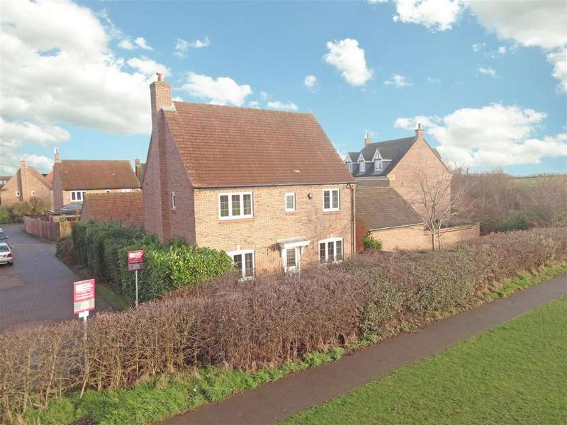 4 Bedrooms House for sale in Hillcrest Drive, Loughborough