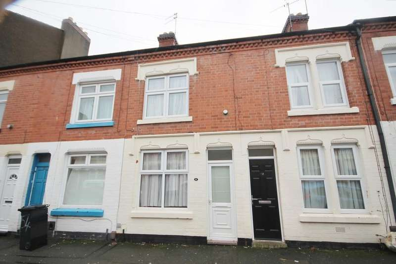 2 Bedrooms Terraced House for sale in Latimer Street, West End, Leicester LE3