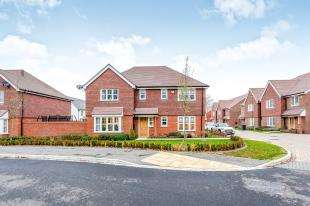 4 Bedrooms Detached House for sale in Hansom Way, Pease Pottage, Near Crawley, West Sussex
