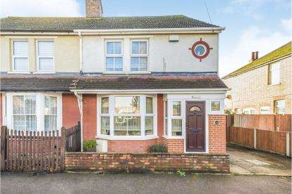 3 Bedrooms Semi Detached House for sale in Willow Road, Bedford, Bedfordshire, .