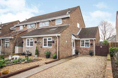 4 Bedrooms Link Detached House for sale in Falcon Close, Patchway, Bristol, Patchway