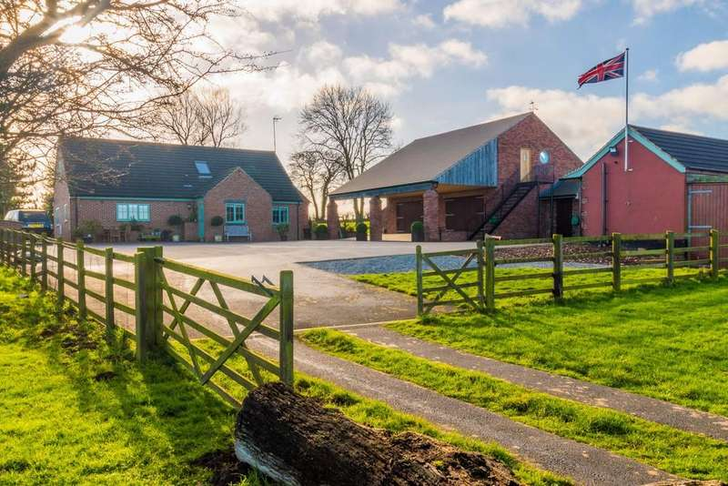 5 Bedrooms Detached House for sale in Pear Tree Farm Lane