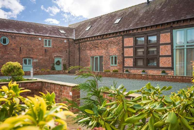 4 Bedrooms House for sale in Pentre Morgan Barns, St. Martins, Oswestry