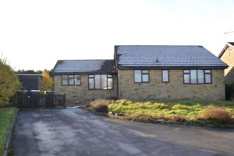 3 Bedrooms Detached Bungalow for sale in Fall Brow Close, Clayton