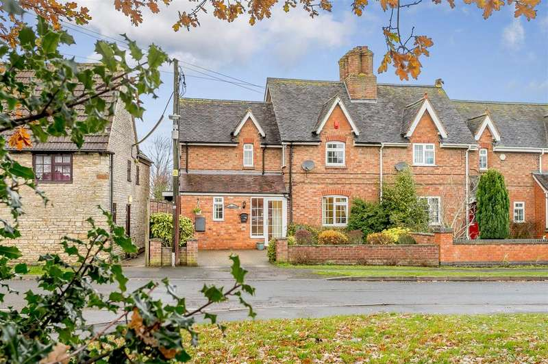 4 Bedrooms Cottage House for sale in Ufton Fields, Ufton, Leamington Spa, Warwickshire